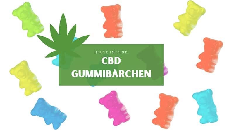 CBD Gummibärchen