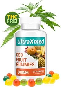 ultraxmed fruchtgummis